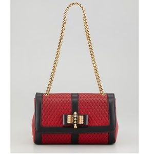 Christian Louboutin Sweet Charity Quilted Bag